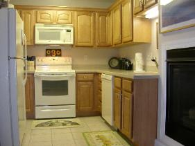 Bethany Beach Rental - Kitchen