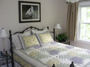 Bethany Beach Rental Townhouse - Bedrooms